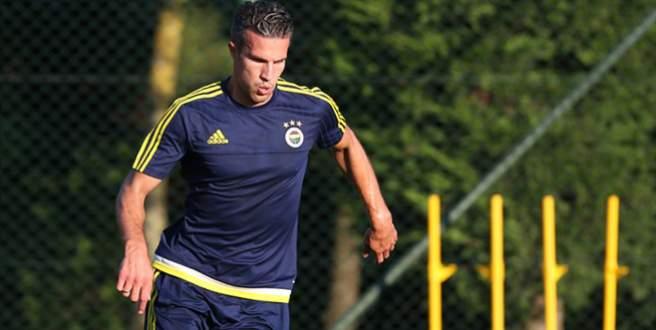 Robin van Persie'nin transferi Wenger'e sürpriz olmuş