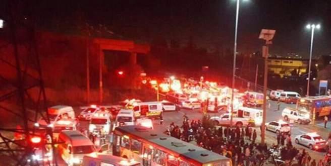 Yolcu trenleri çarpıştı: 239 yaralı