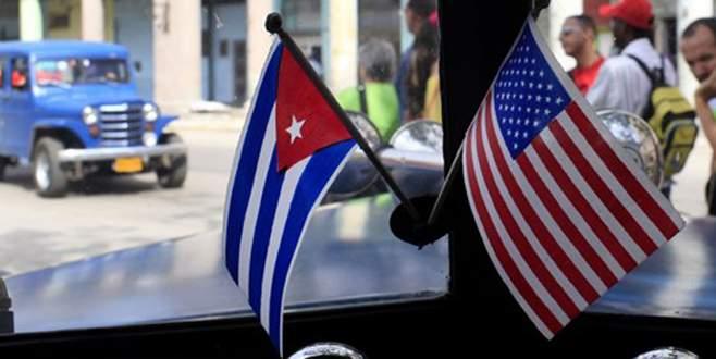 Küba Büyükelçiliği Washington'da açılıyor