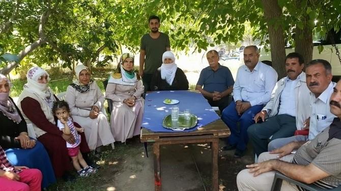 Erciş Belediyesi Keski'nin Bayram Ziyaretleri