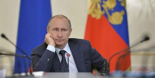 Amerikan istihbaratı, Putin'i izliyormuş!