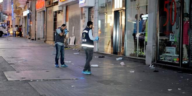 Taksim'de kanlı kavga: 5 yaralı