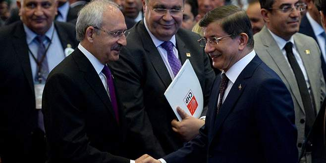 AK Parti-CHP koalisyon görüşmesinde yeni gelişme