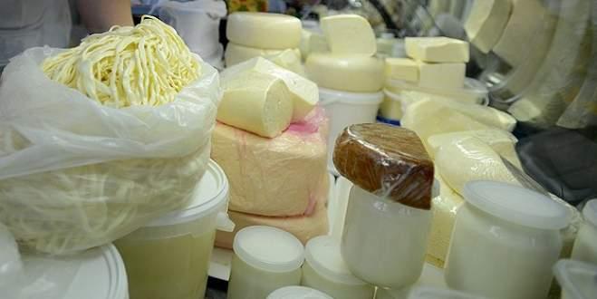'Süt ve süt ürünleri üretim verileri sevindirici'