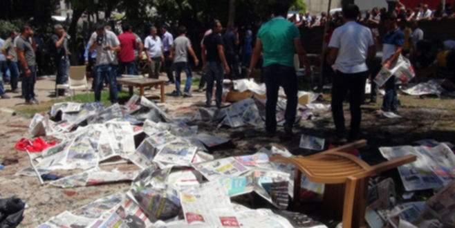 CHP'den Suruç saldırısıyla ilgili önerge