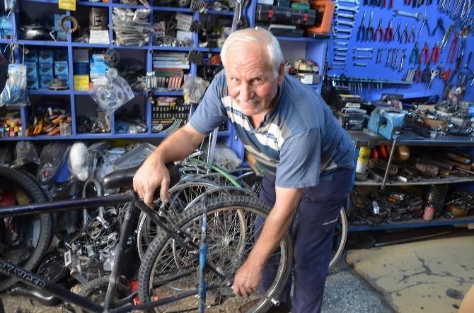 Bisikletçilerde Yaz Bereketi