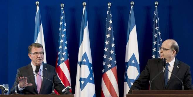 'İsrail'in güvenliği önceliktir'