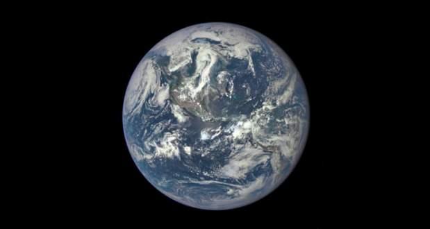 Dünya'yı ilk kez böyle göreceksiniz!