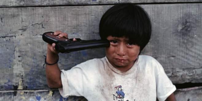 Bu ülkede oyuncak silah yasaklandı