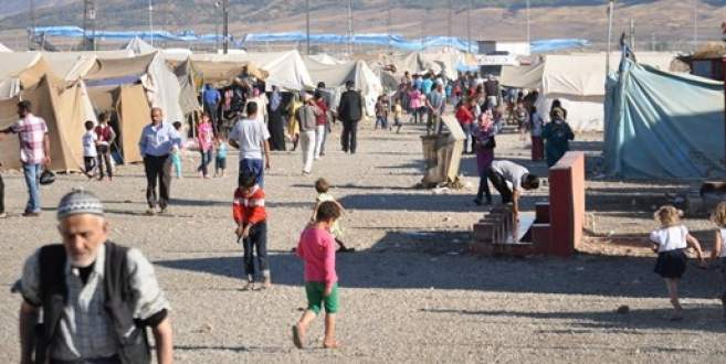 Suriyelilerin dışarı çıkması yasaklandı