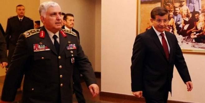 Başbakan Davutoğlu'ndan özel güvenlik toplantısı