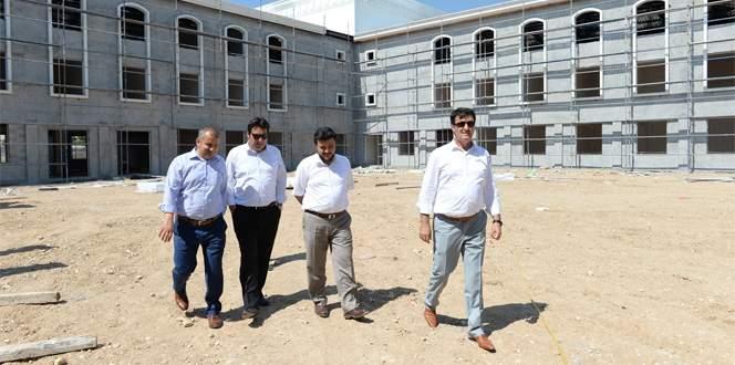 Türkiye'nin en büyük okulu Bursa'ya
