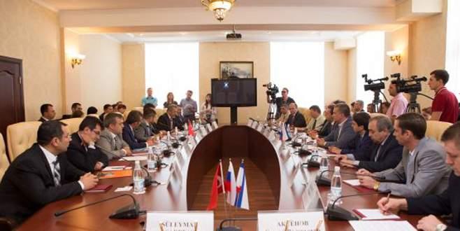 Kırım 'krizi'