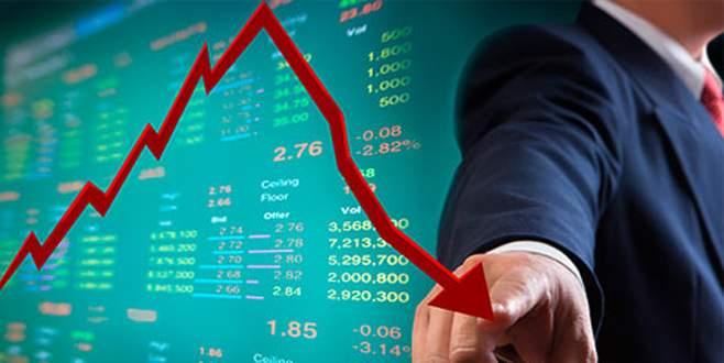 Borsa ve TL düşüşte