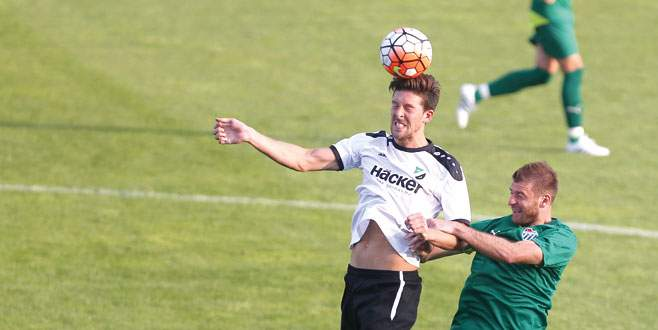 Bursaspor 2 – 2 SV Rödinghausen