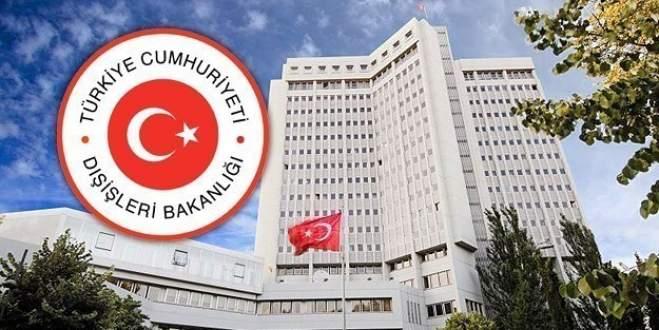 Türkiye'den o ülkeye sert tepki