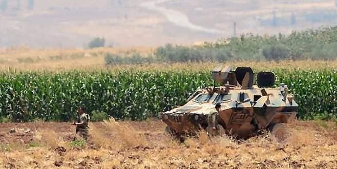'Astsubayı şehit eden 5 IŞİD'li öldürüldü'