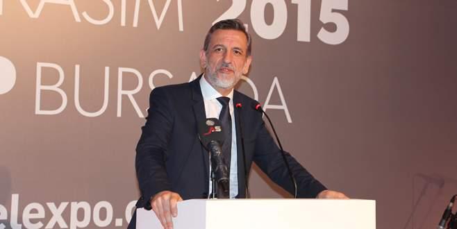 Contract Hotel Expo Fuarı Türkiye'de ilk kez Bursa'da
