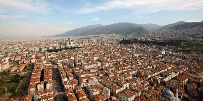 Konut satışında en yüksek artış Bursa'da