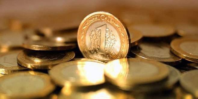 Bozuk paralarla 1,5 milyon kişinin maaşı ödenebiliyor