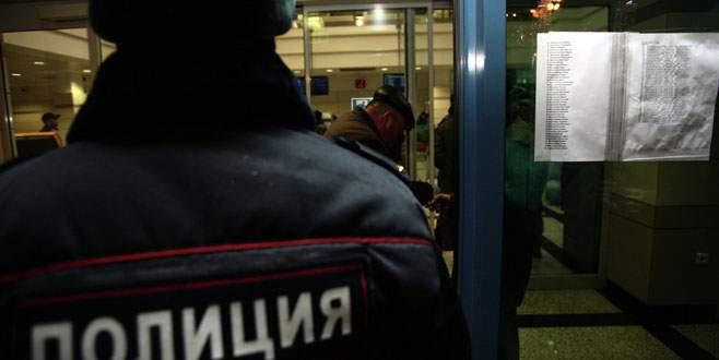 Moskova'da IŞİD operasyonu: 20 gözaltı
