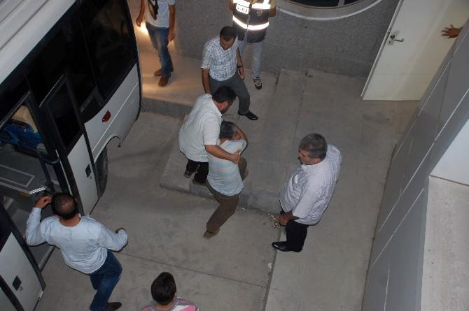 IŞİD Operasyonunda Yakalanan Şahıslar Adliyede