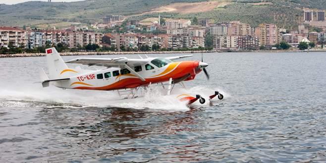 Gemlik-Haliç deniz uçağı seferleri yeniden başlıyor!