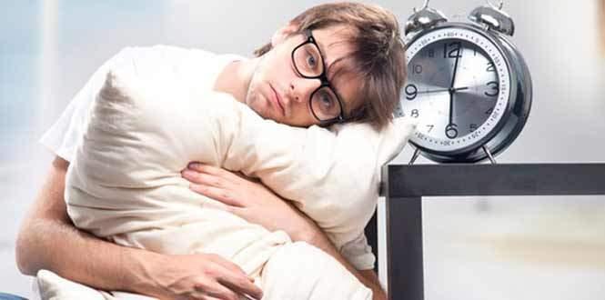 'Teknoloji uykusuz bırakıyor'