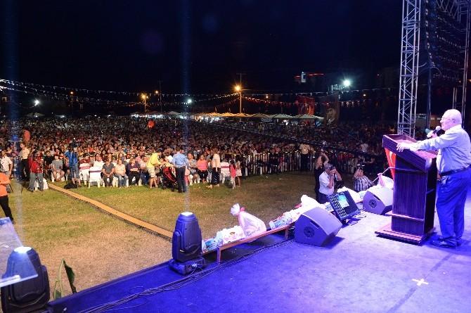 Kültür Ve Muz Festivali Devam Ediyor