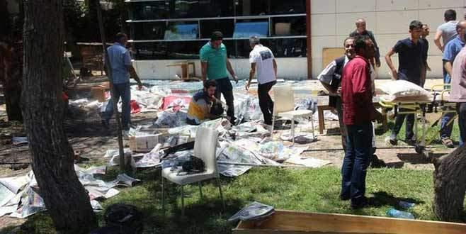 CHP'den 'Suruç' raporu