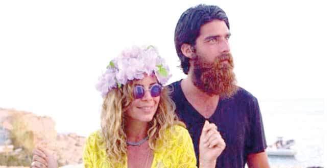 Mykonos'ta aşk tatili