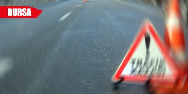 Bursa'da korkunç kaza: 8 yaralı
