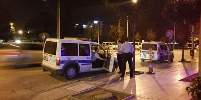 Askerin şok iddiası polisi alarıma geçirdi
