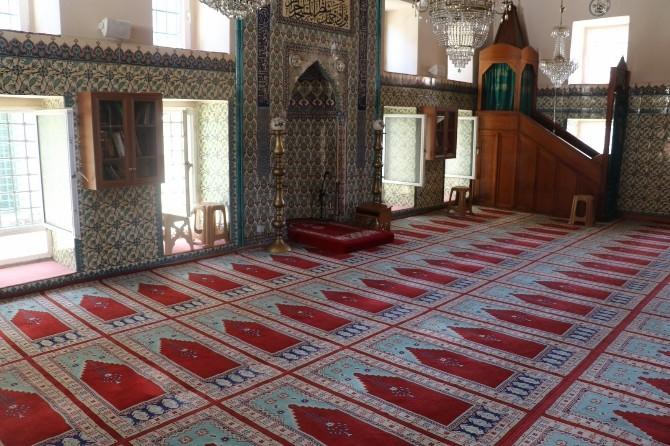 Eyüp Belediyesi, Kızıl Camii'nin Bakım Ve Onarımını Tamamladı