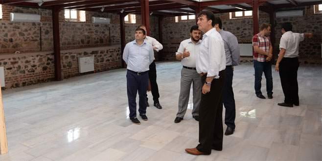 Abdal Kültür Merkezi açılıyor