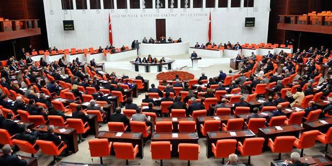 Meclis olağanüstü toplantıya çağırıldı