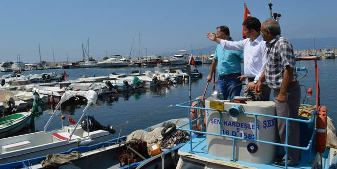 'Balıkçıların ekmeğine kimse göz dikemez'