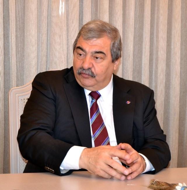 Sanko Holding Onursal Başkanı Konukoğlu Cnbc-e Kanalında