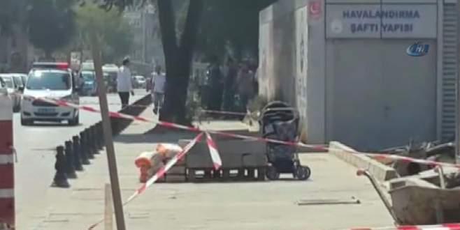 Emniyet Müdürlüğü yakınında bomba alarmı