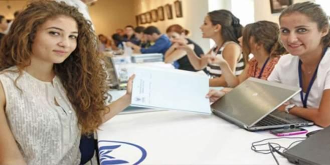 Devlet üniversitelerine e-kayıtlar başladı