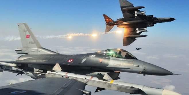 TSK'dan Uludere'de hava harekâtı