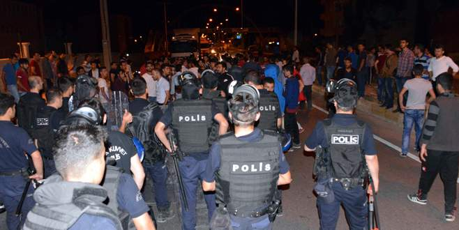 'PKK yüzüğü' Erzurum'u gerdi