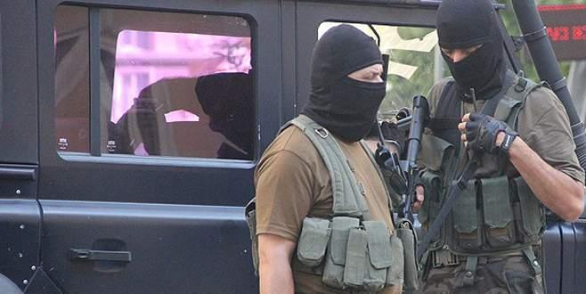 Erzincan'da terör örgütü operasyonu