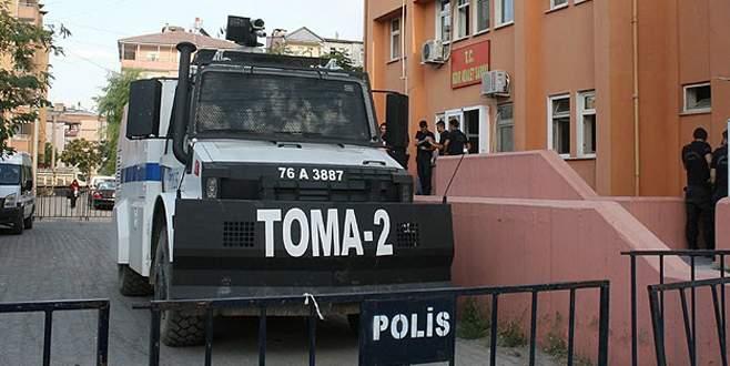 Manisa'da terör operasyonunda 7 gözaltı