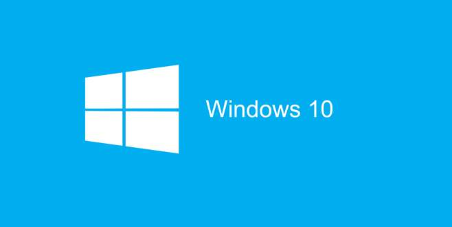 Windows 10 yayınlandı!