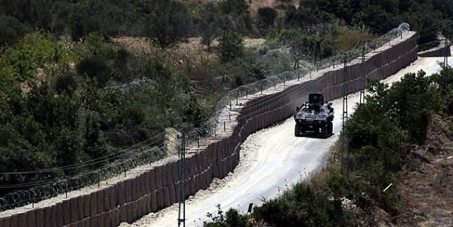 Suriye sınırına 'Türk Seddi'