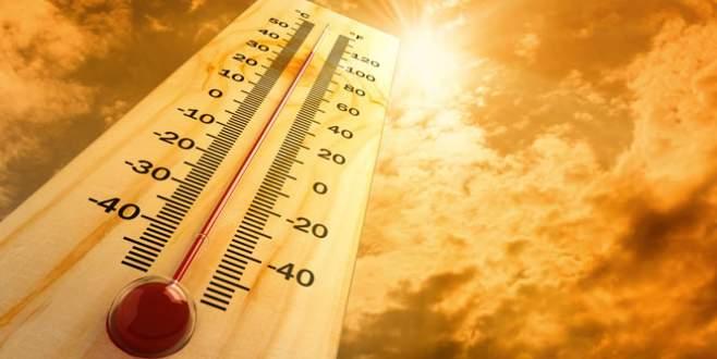 O ilde 3 gün sıcak izni
