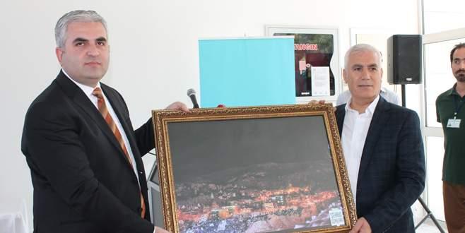 'Şehrin Işıkları' Nilüfer Belediyesi'nde parladı