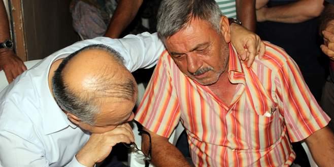 Oğlunu ve gelinini beklerken acı haberi aldı