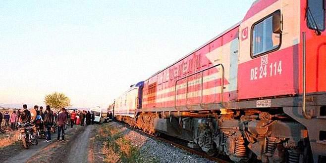 PKK, Ankara-Tahran trenine saldırdı